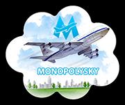 MonopolySky Воздушная монополия - бесплатная онлайн игра с выводом денег