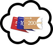 WMZ — эквивалент доллара