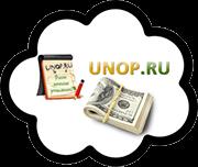 Заработок на проекте Unop