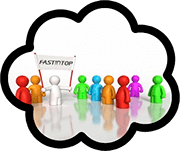 Раскрутка групп Вконтакте с сервисом Fastintop