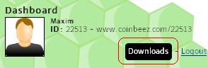 загрузка программы для заработока - CoinBeez