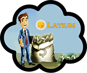 Заработок с Latium