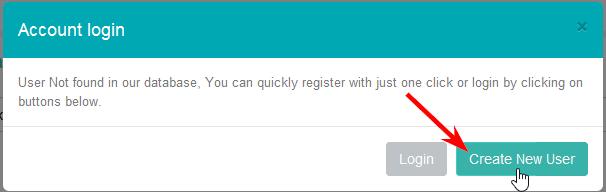 создание нового пользователя на ePay info