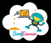 Автозаработок денег в браузере с SurfEarner