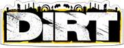 logo dirt game