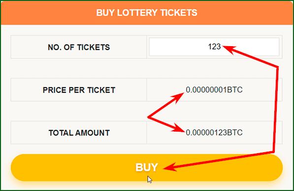 покупка лотерейных билетов на Uulotto
