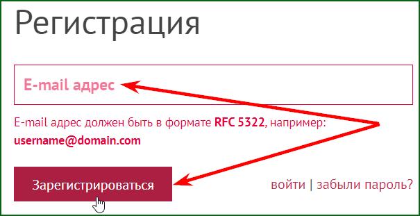 регистрация ePayCore кошелька шаг 2
