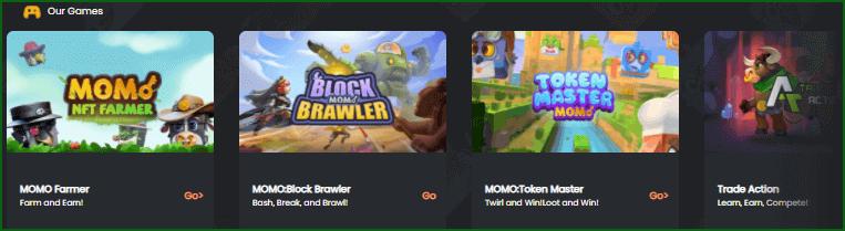 игровые режимы NFT игры Mobox